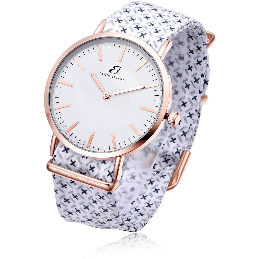 watch only time unisex Luca Barra LBBU14
