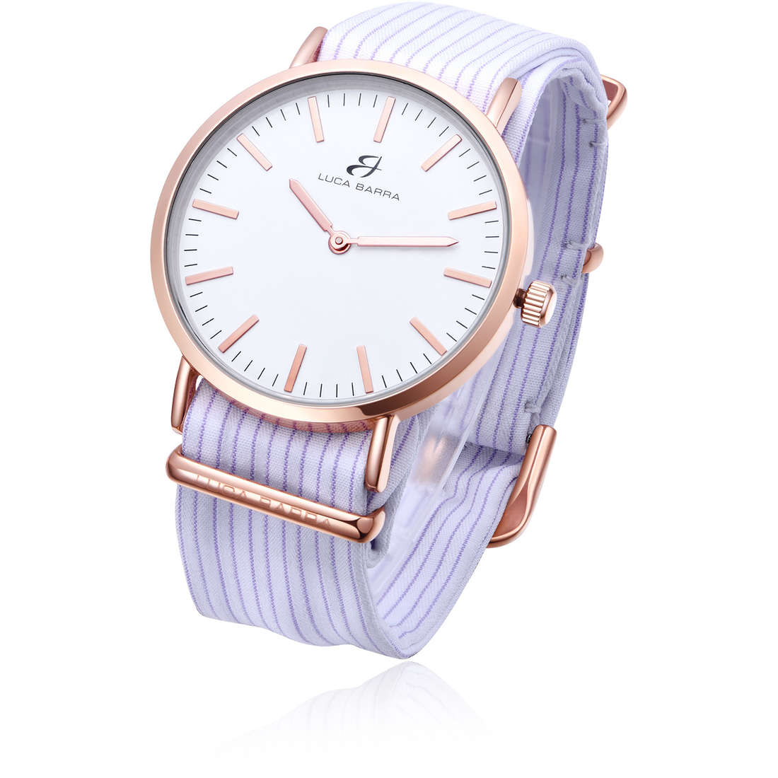 watch only time unisex Luca Barra LBBU15