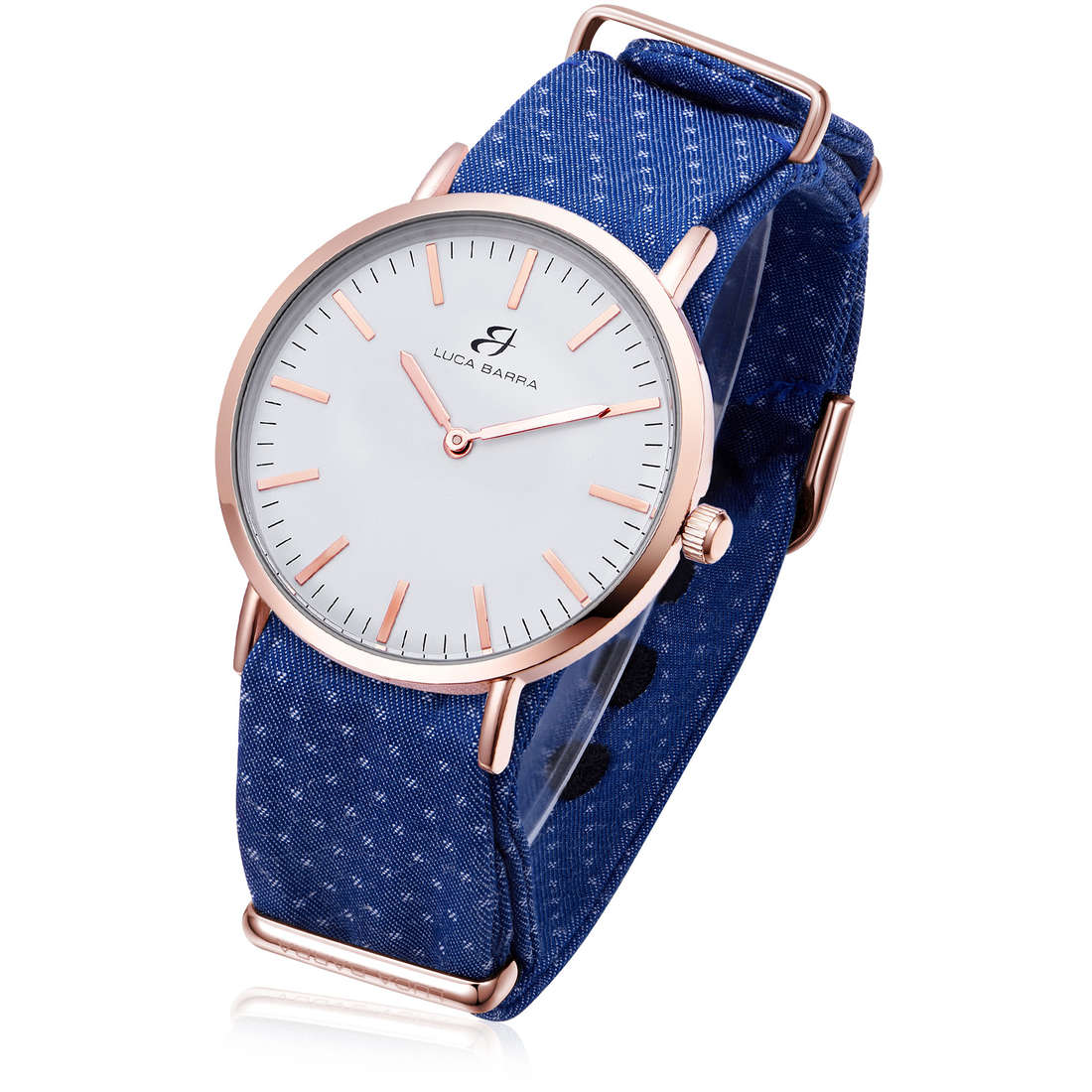 watch only time unisex Luca Barra LBBU16