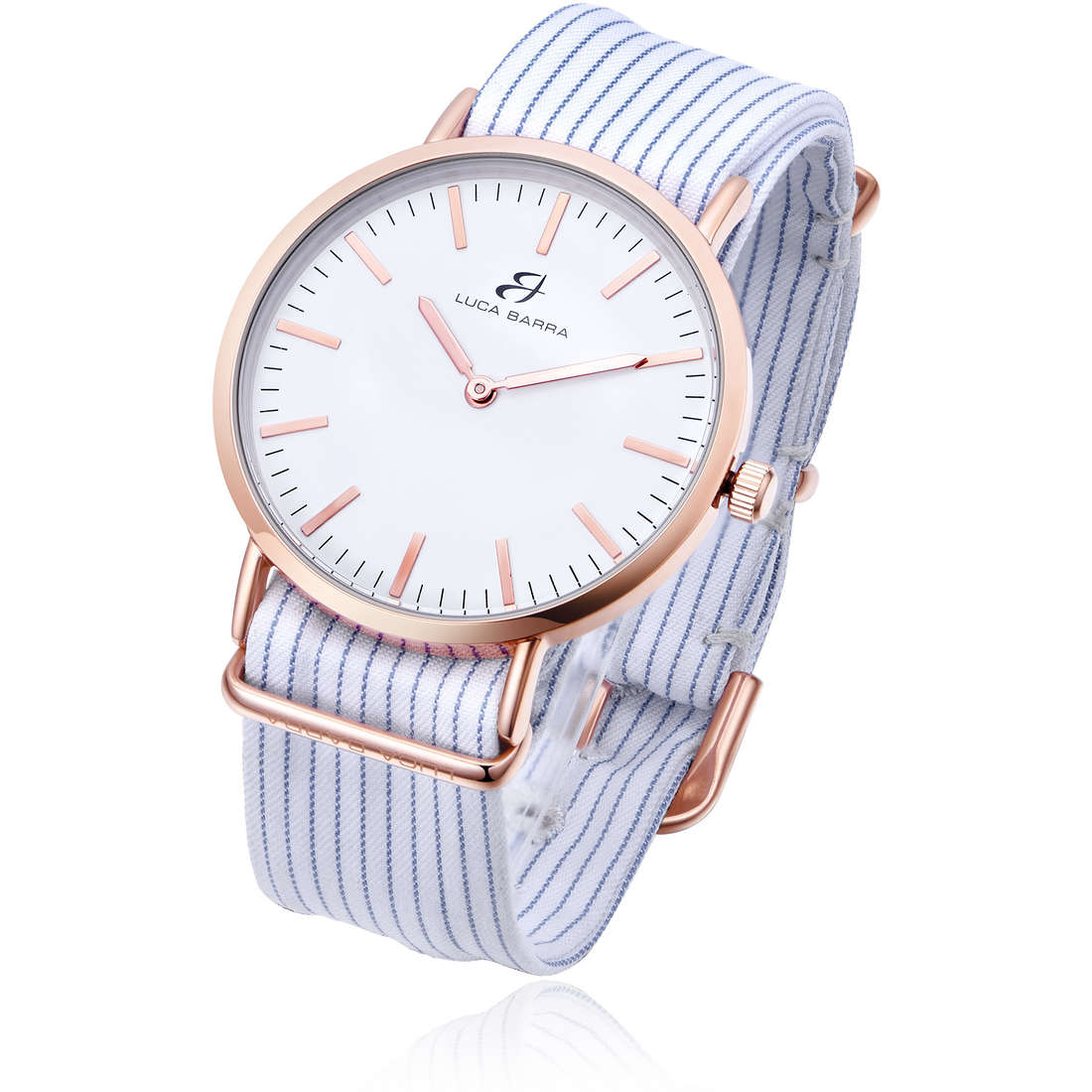 watch only time unisex Luca Barra LBBU18