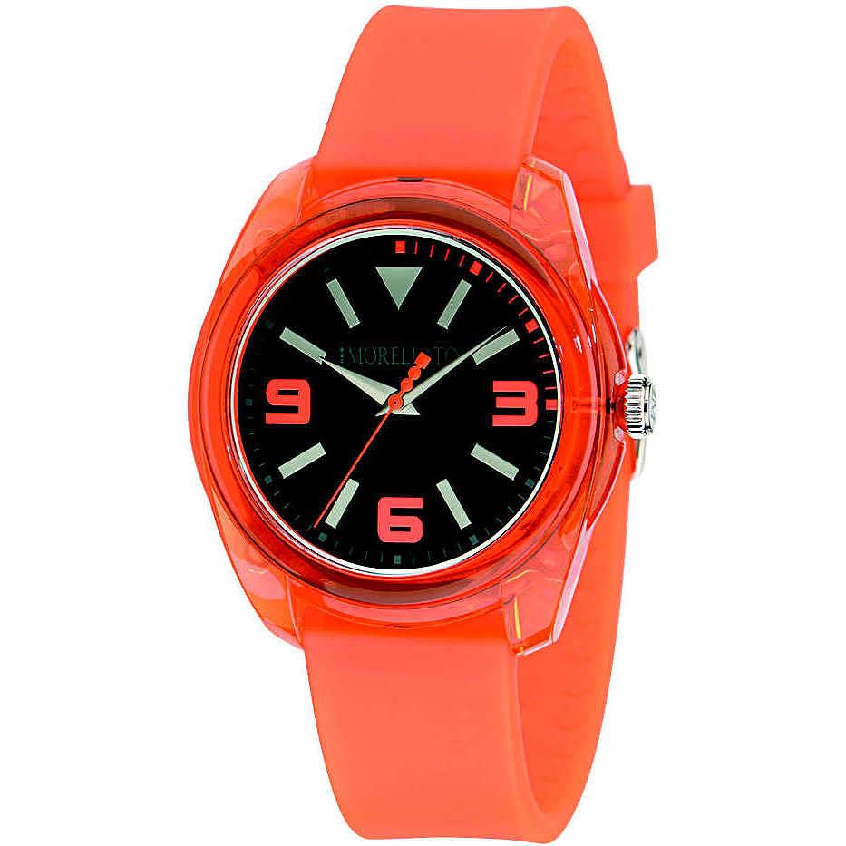 watch only time unisex Morellato Black & White R0151101012