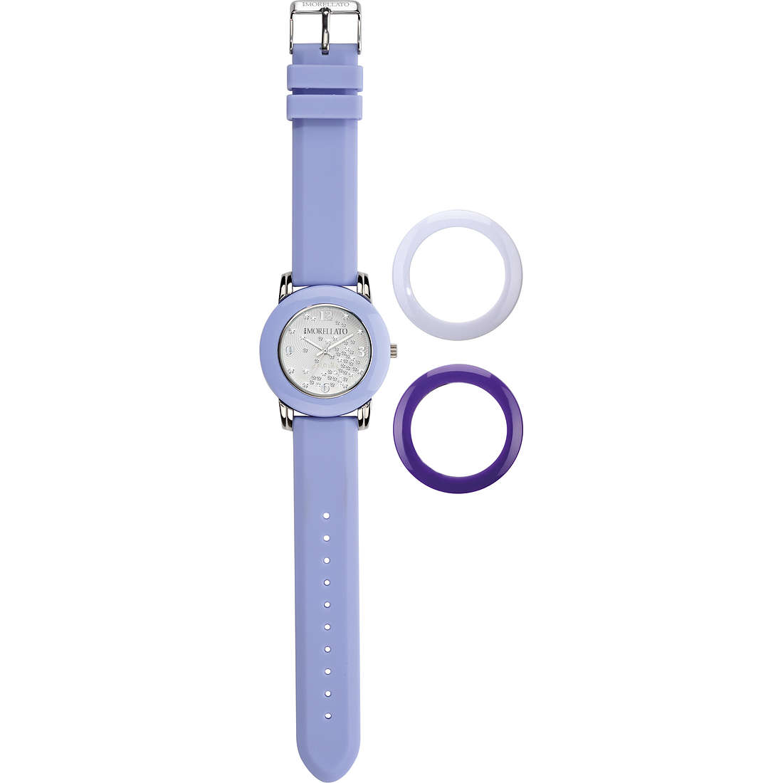 watch only time unisex Morellato Colours R0151100012