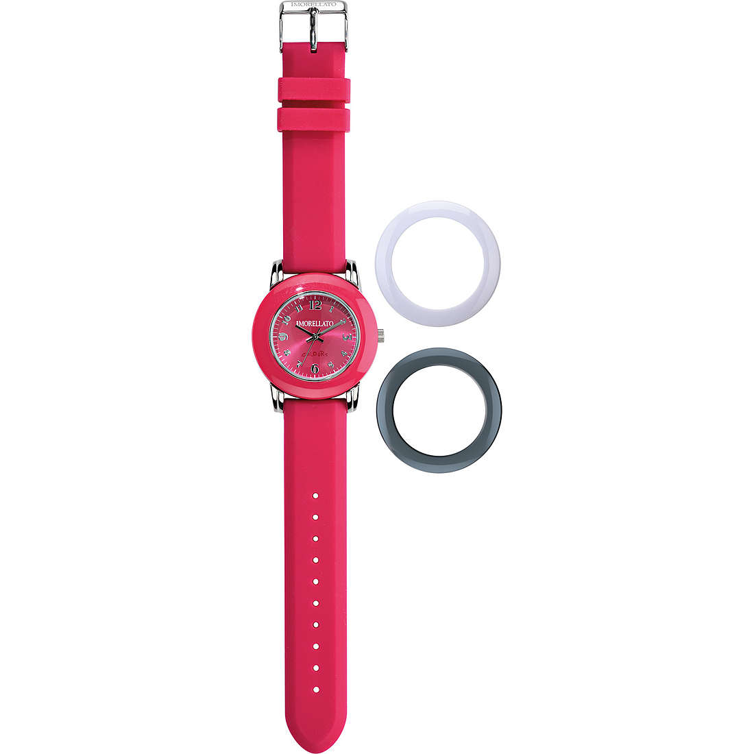 watch only time unisex Morellato Colours R0151100013