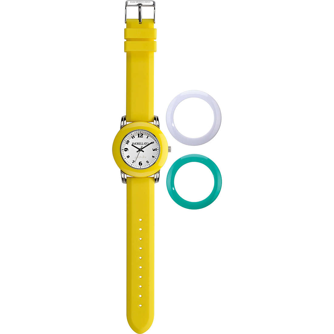 watch only time unisex Morellato Colours R0151100014