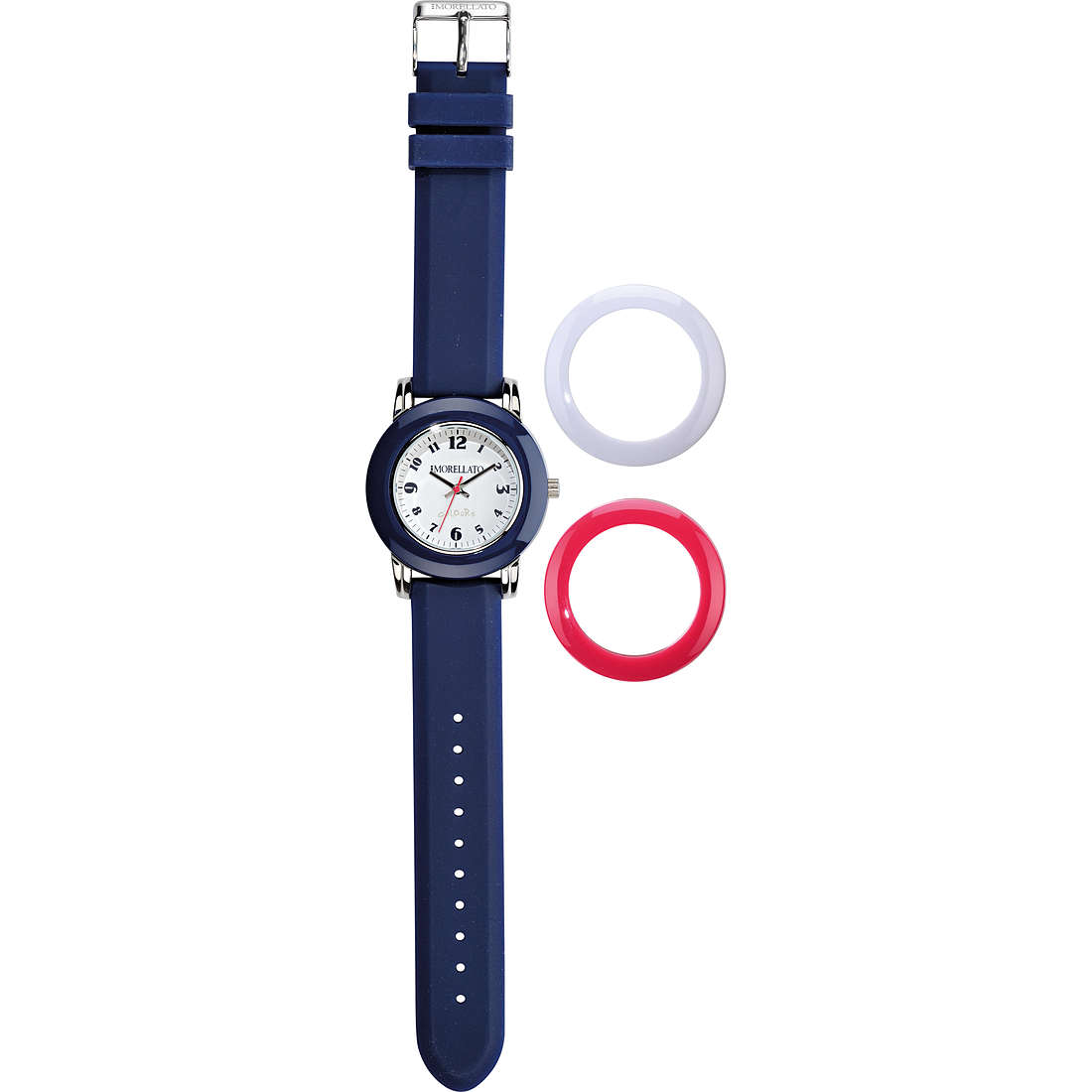 watch only time unisex Morellato Colours R0151100015