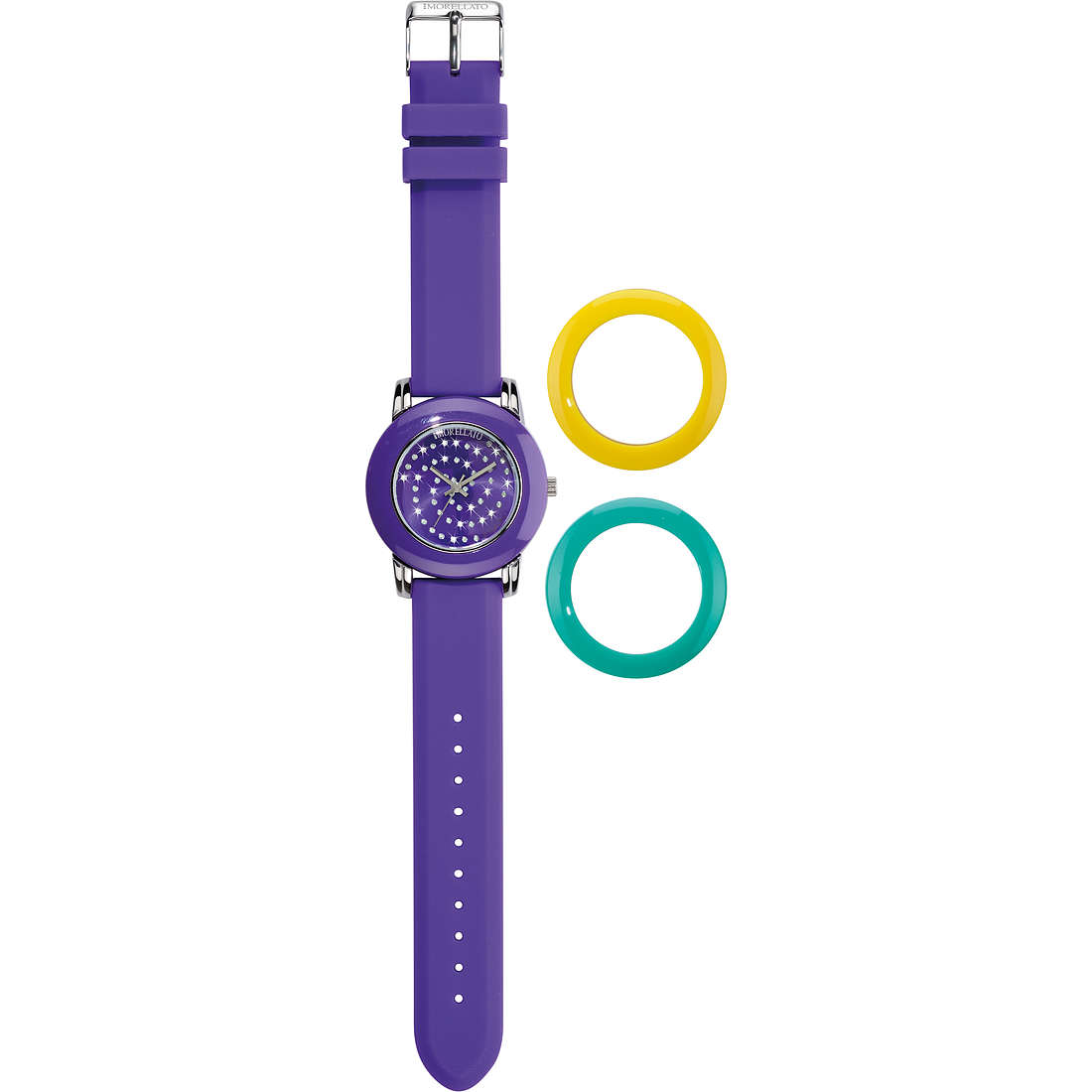 watch only time unisex Morellato Colours R0151100514
