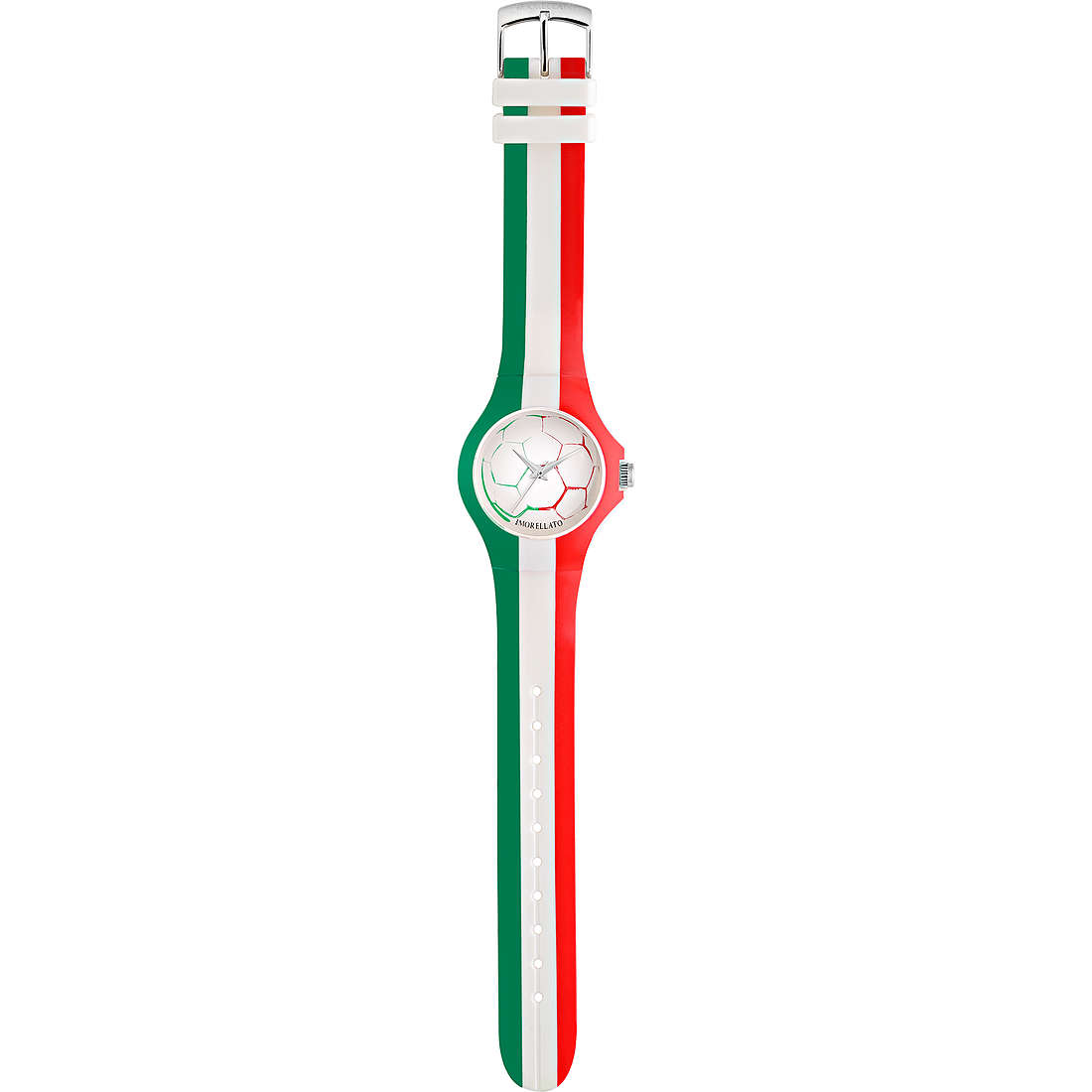 watch only time unisex Morellato Colours R0151114009