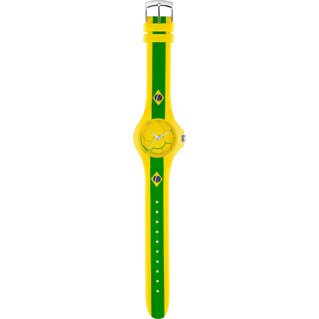 watch only time unisex Morellato Colours R0151114011