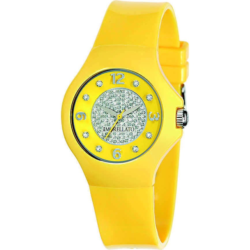 watch only time unisex Morellato Colours R0151114505