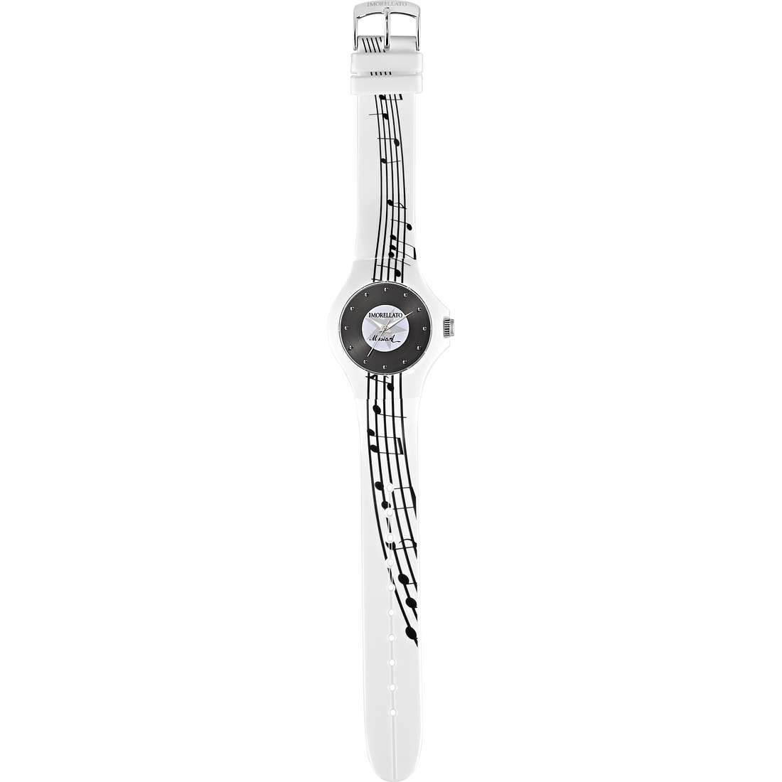 watch only time unisex Morellato Colours R0151114550