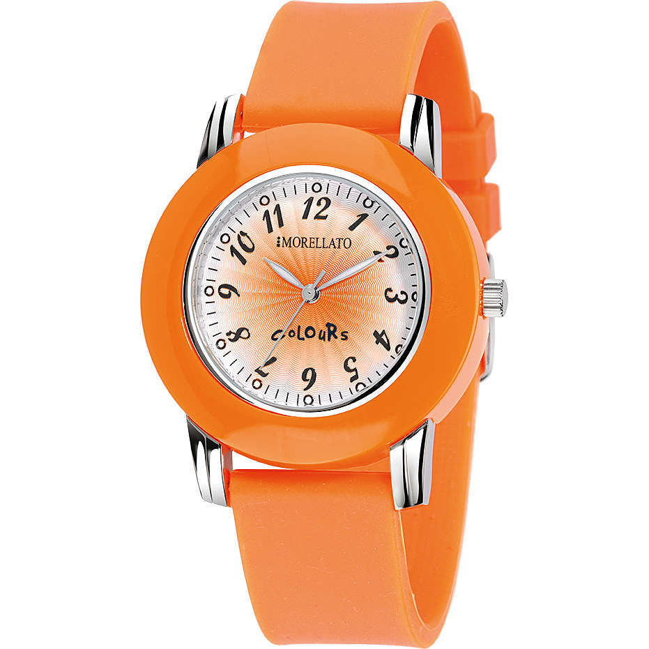 watch only time unisex Morellato Colours SID006