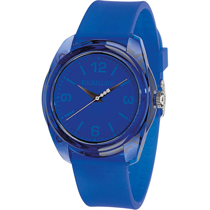 watch only time unisex Morellato Jelly R0151101006