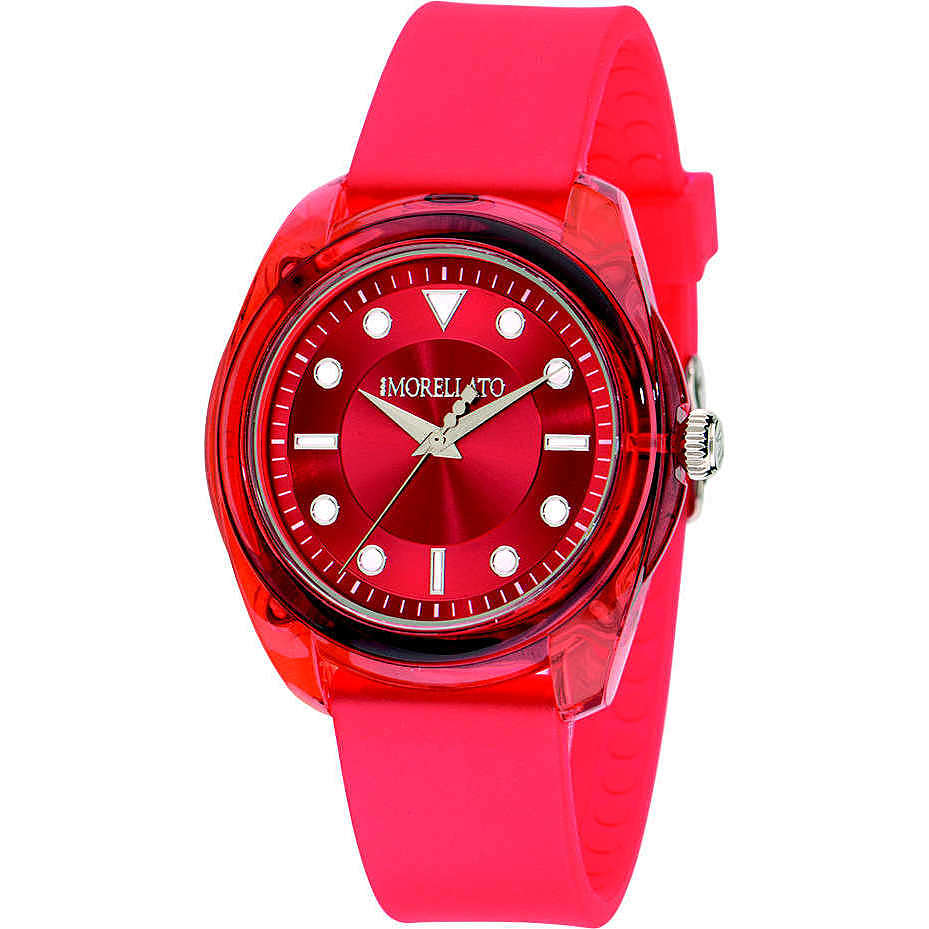 watch only time unisex Morellato Jelly R0151101014