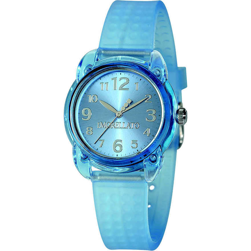 watch only time unisex Morellato Jelly R0151101517