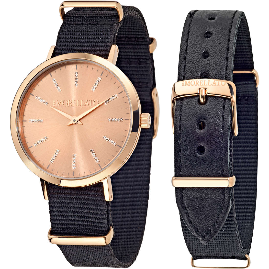 watch only time unisex Morellato Versilia R0151133501