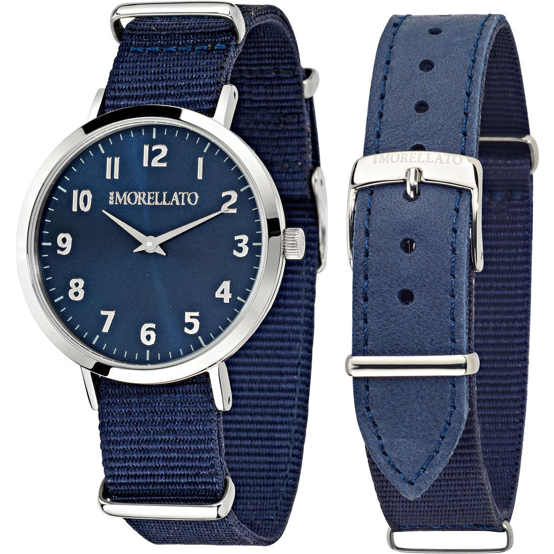 watch only time unisex Morellato Versilia R0151133503