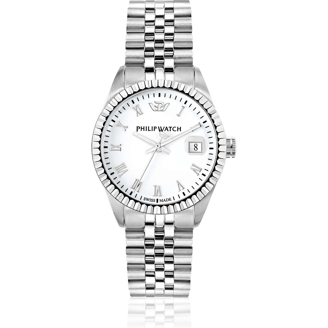 watch only time unisex Philip Watch Caribe R8253597515