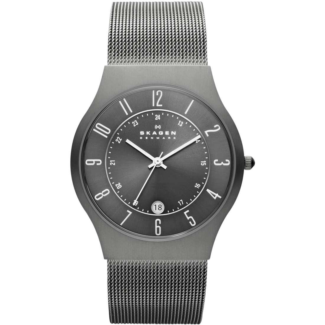 watch only time unisex Skagen 233XLTTM