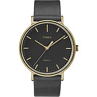 watch only time unisex Timex Weekender Fairfield 41 TW2R26000
