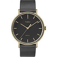 watch only time unisex Timex Weekender Fairfield 41 TW2R26000
