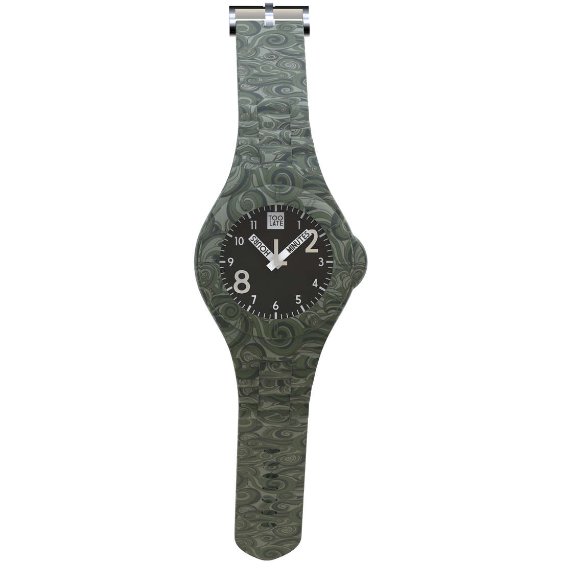 watch only time unisex Too late 8052145225451