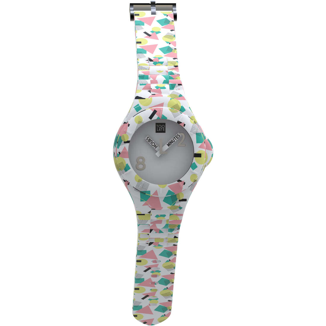 watch only time unisex Too late 8052145225468