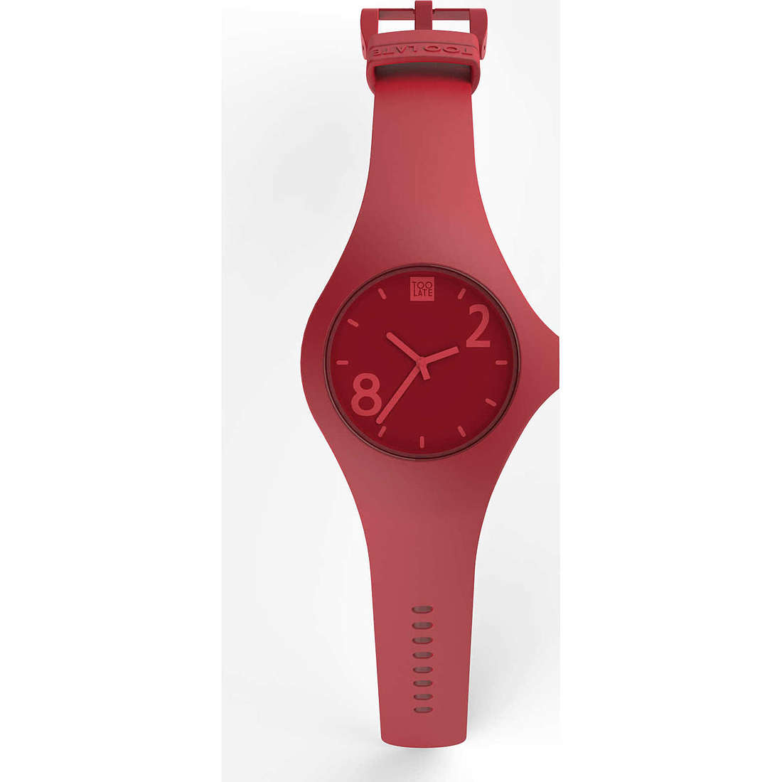 watch only time unisex Too late 8052745222157