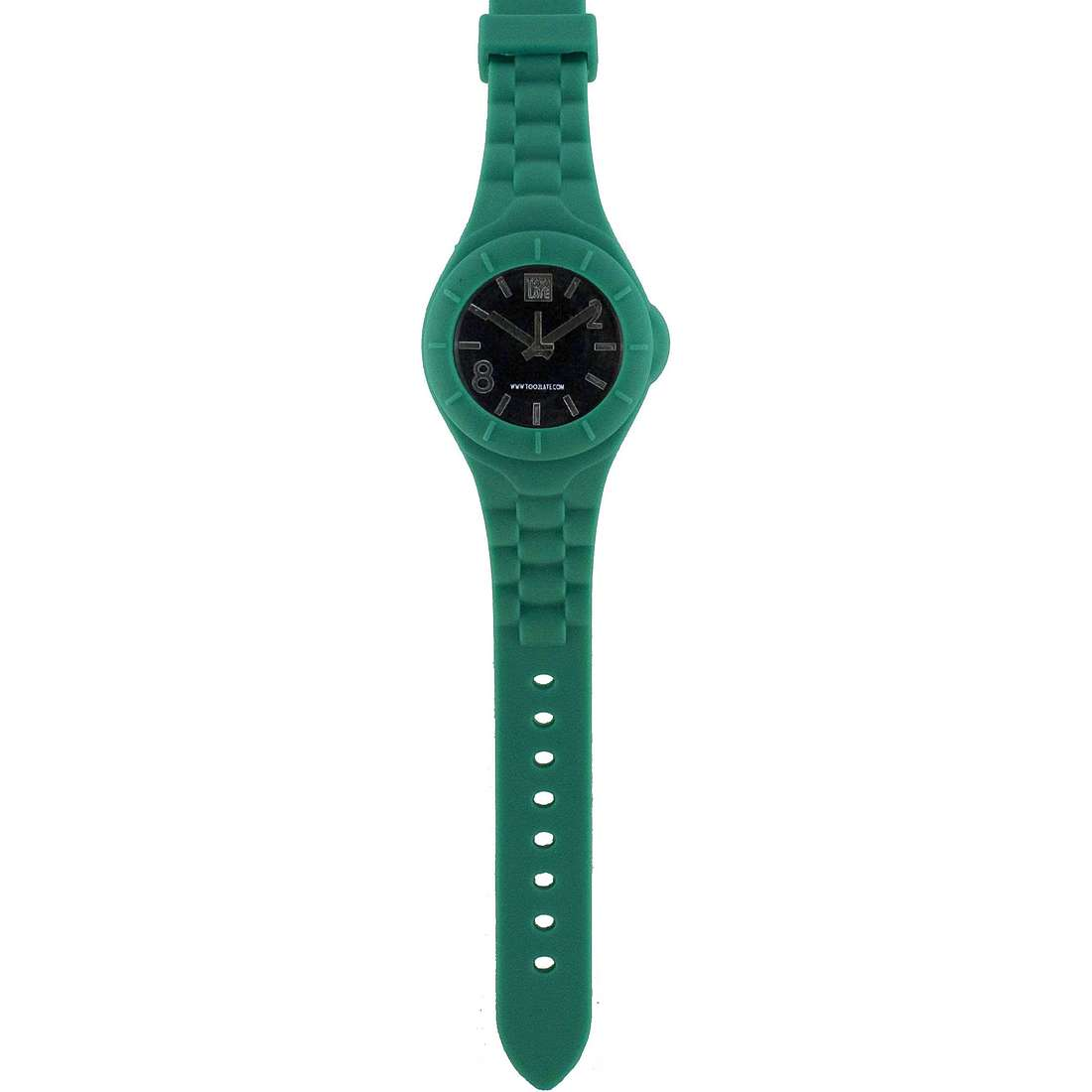 watch only time unisex Too late Mash-up M007N