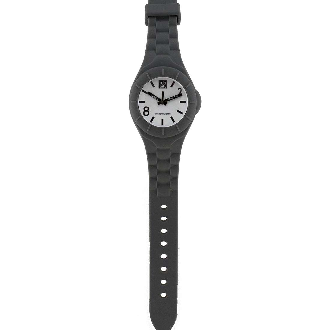 watch only time unisex Too late Mash-up M011B