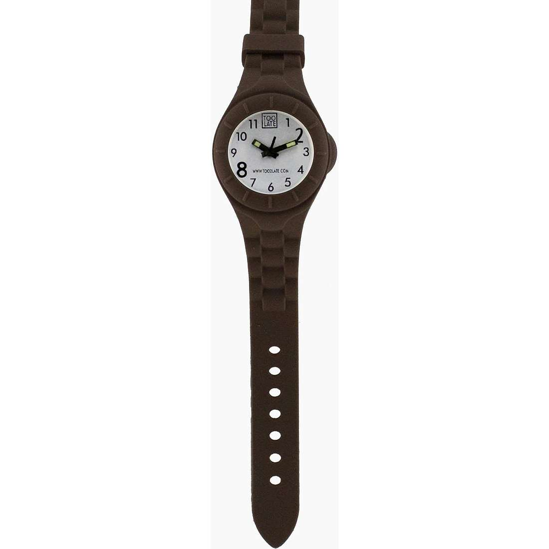 watch only time unisex Too late Mash-up MS010B