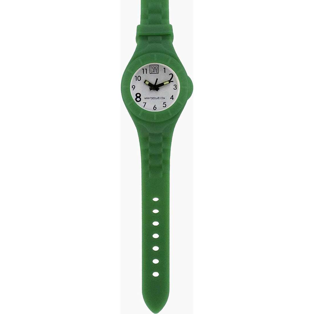 watch only time unisex Too late Mash-up MS012B
