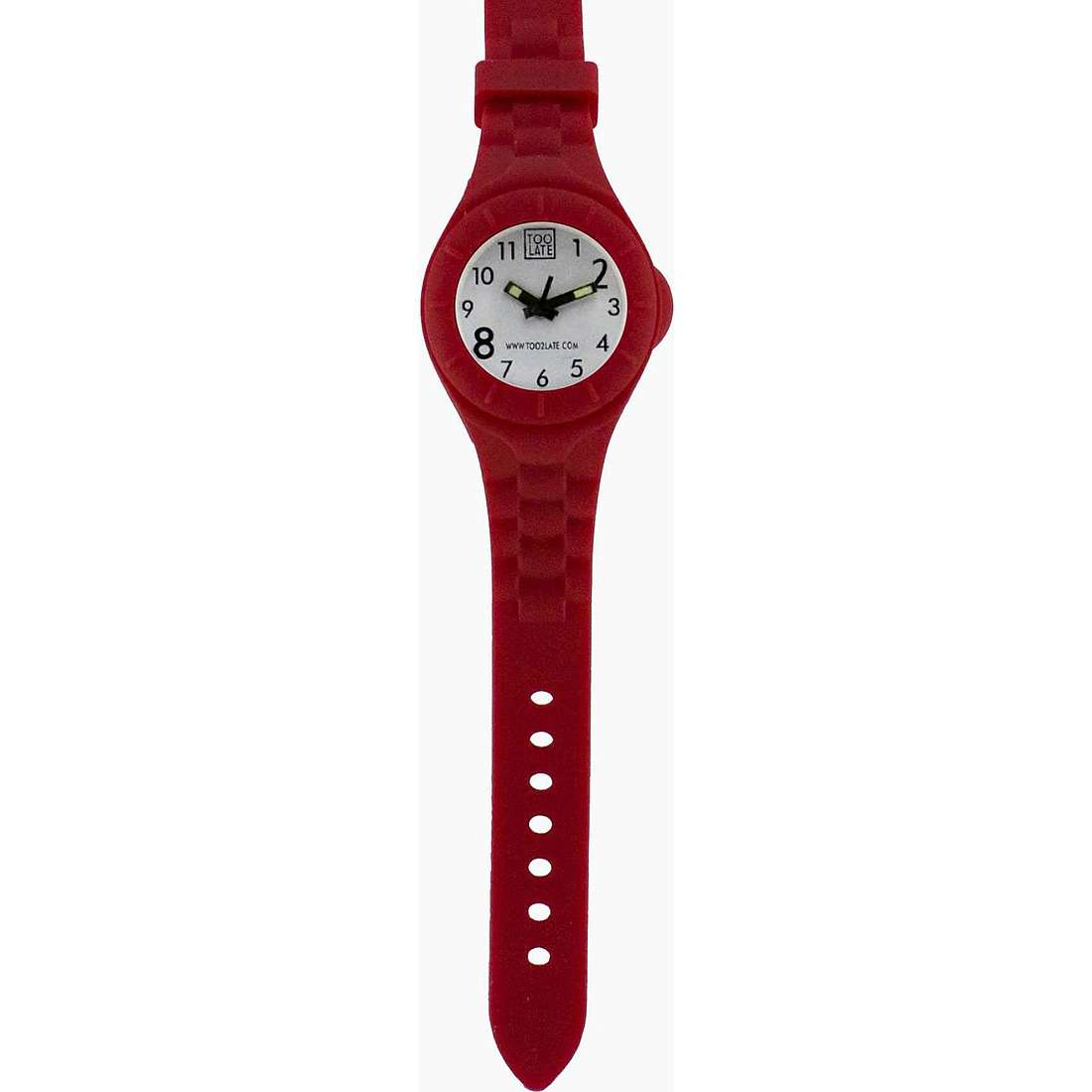watch only time unisex Too late Mash-up MS015B