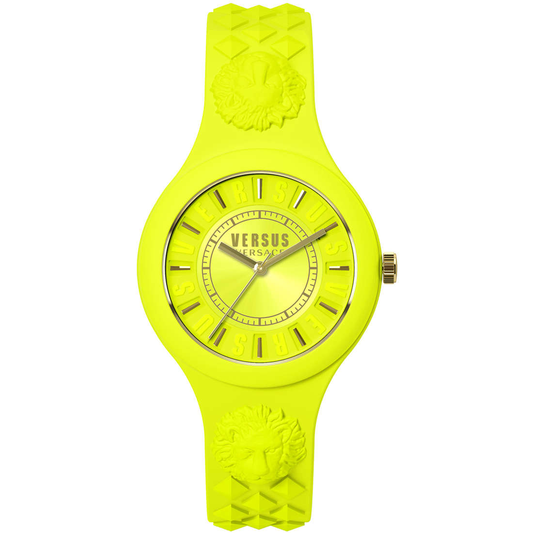 watch only time unisex Versus Fire Island SOQ060015