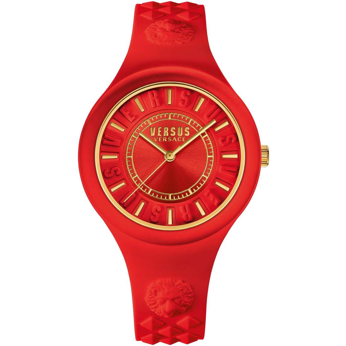 watch only time unisex Versus Fire Island SOQ100016