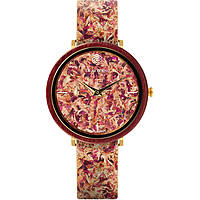 watch only time woman Ab Aeterno Flora A_FL_SAG