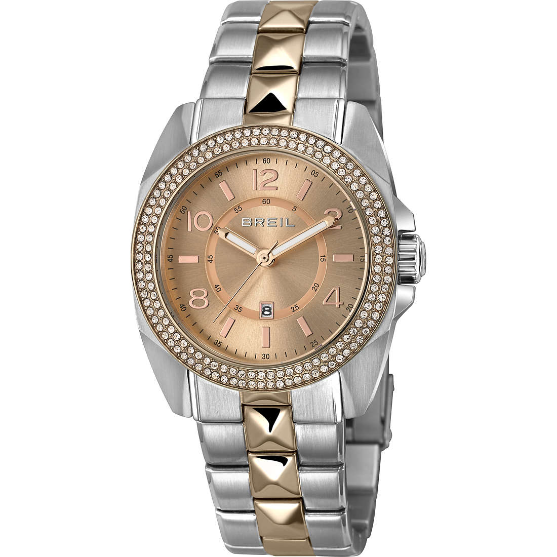 watch only time woman Breil Bright TW1344