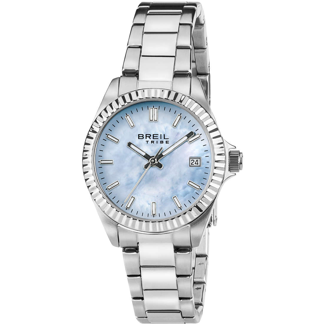 watch only time woman Breil Classic Elegance Extension EW0238