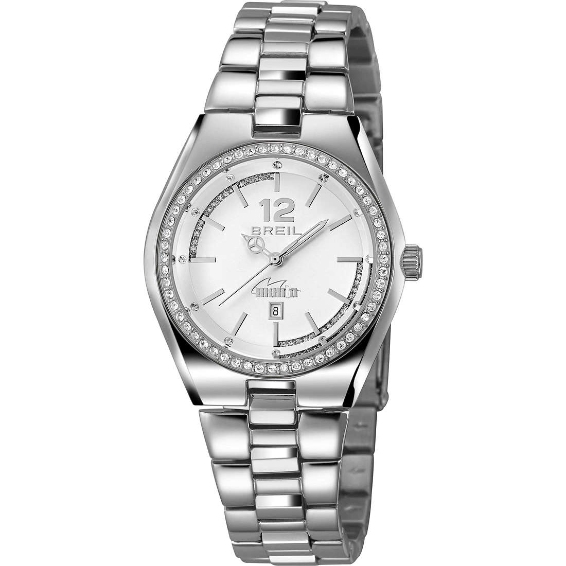 watch only time woman Breil Manta Professional TW1352