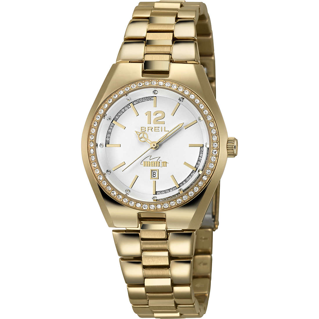 watch only time woman Breil Manta Professional TW1354