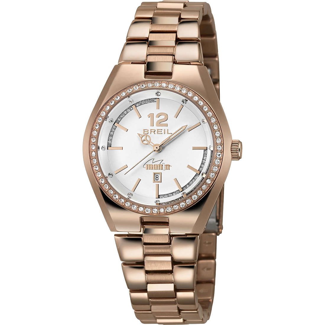 watch only time woman Breil Manta Professional TW1355