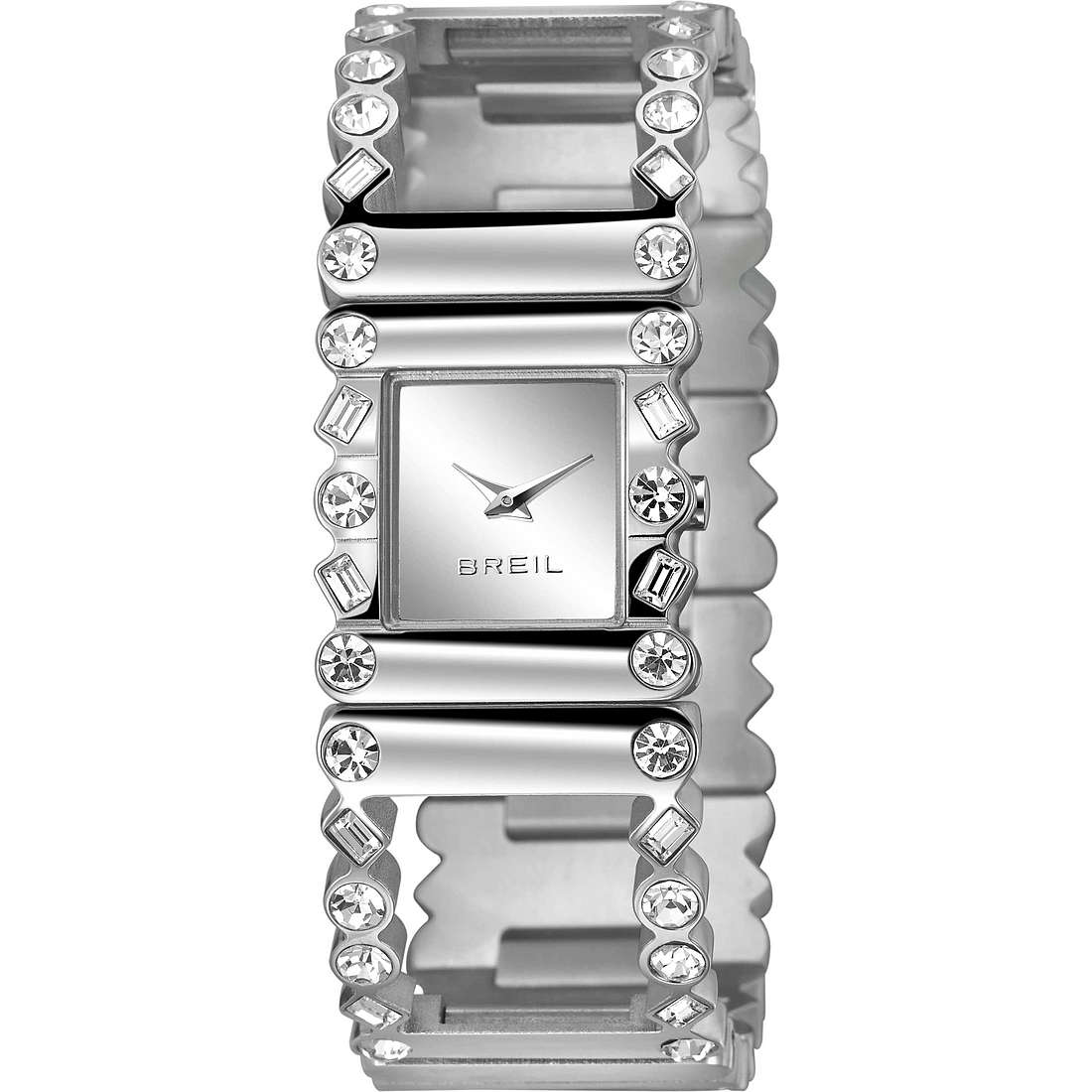 watch only time woman Breil Rolling Diamonds TW1366