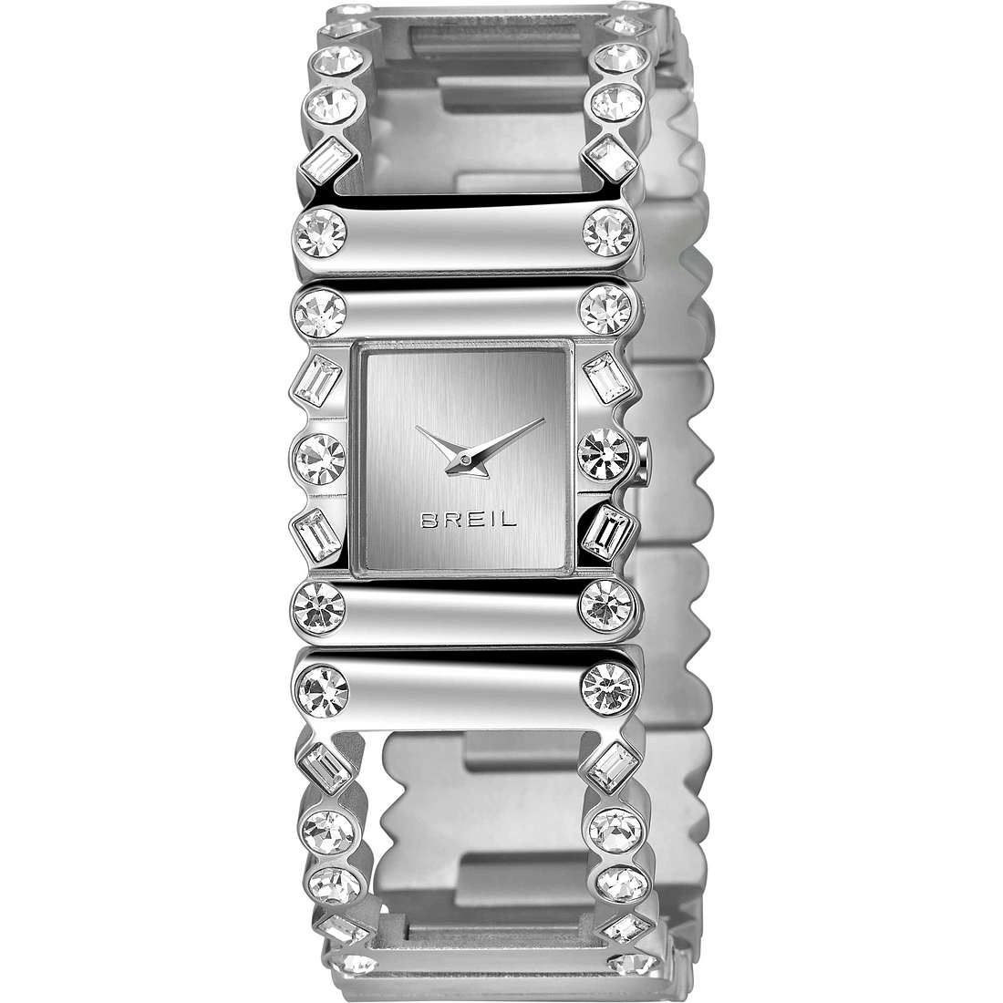 watch only time woman Breil Rolling Diamonds TW1367