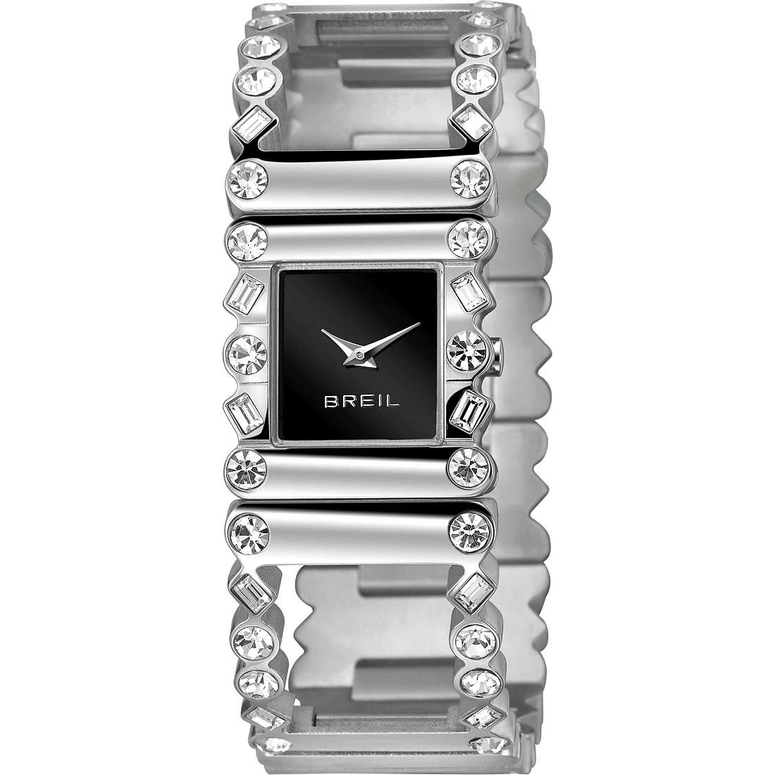 watch only time woman Breil Rolling Diamonds TW1368