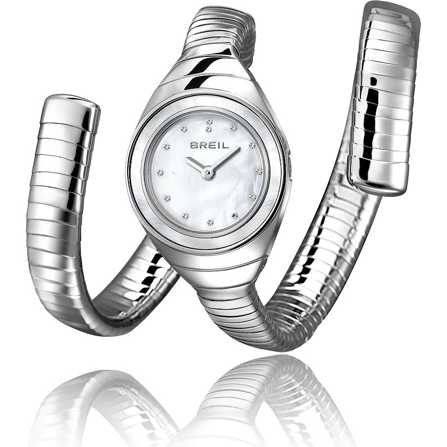 watch only time woman Breil Snake TW1052