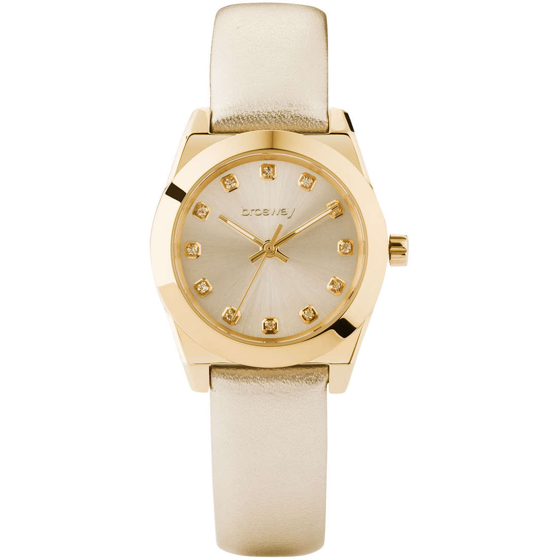 watch only time woman Brosway Deco WDC02