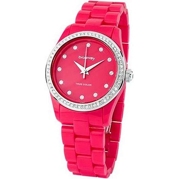 watch only time woman Brosway T-Color WTC12