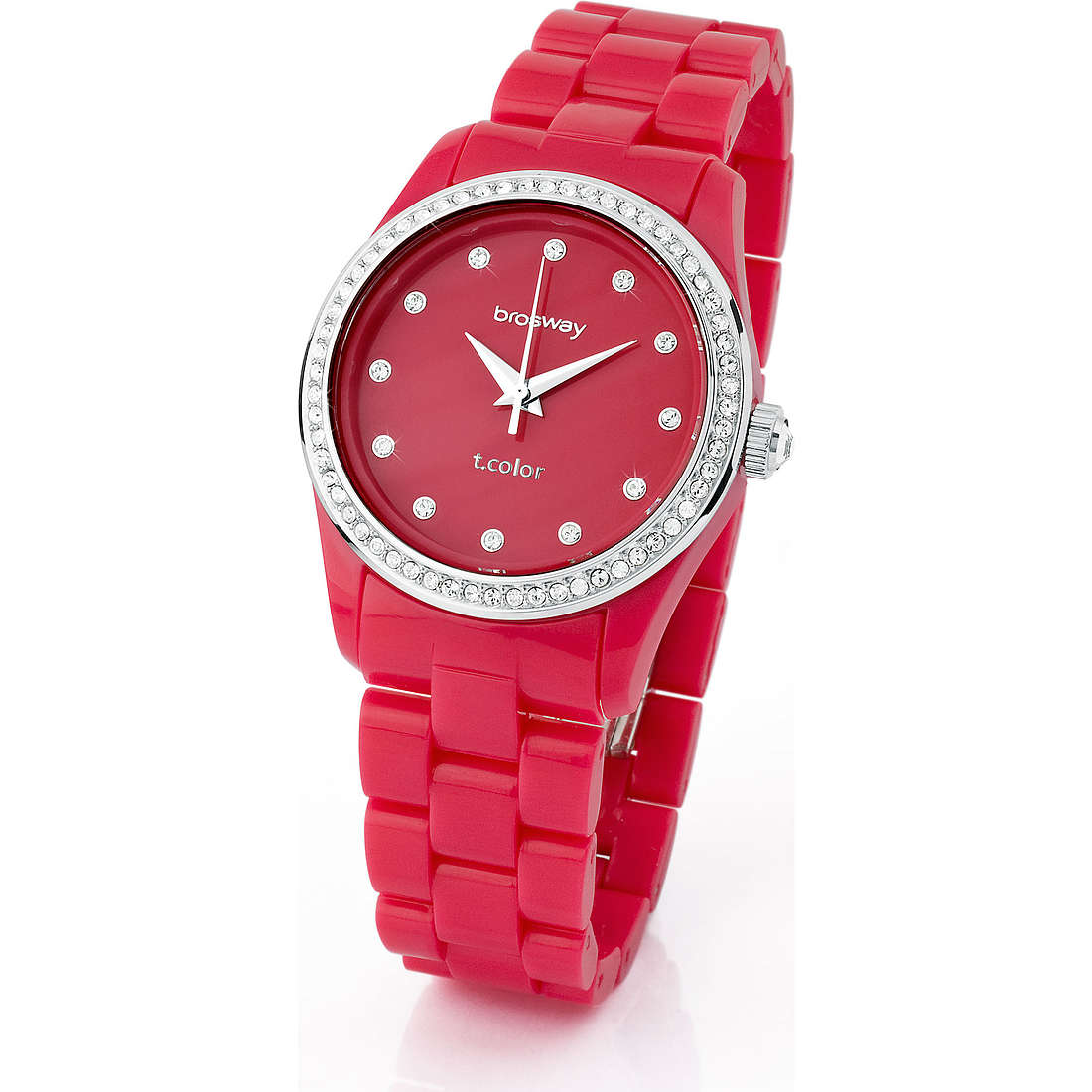 watch only time woman Brosway T-Color WTC26