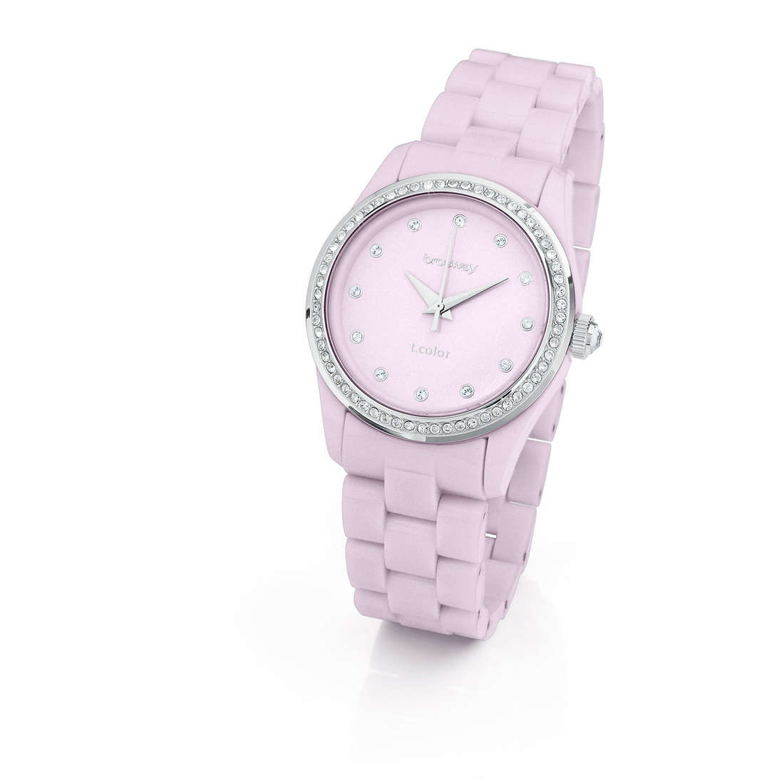 watch only time woman Brosway T-Color WTC40