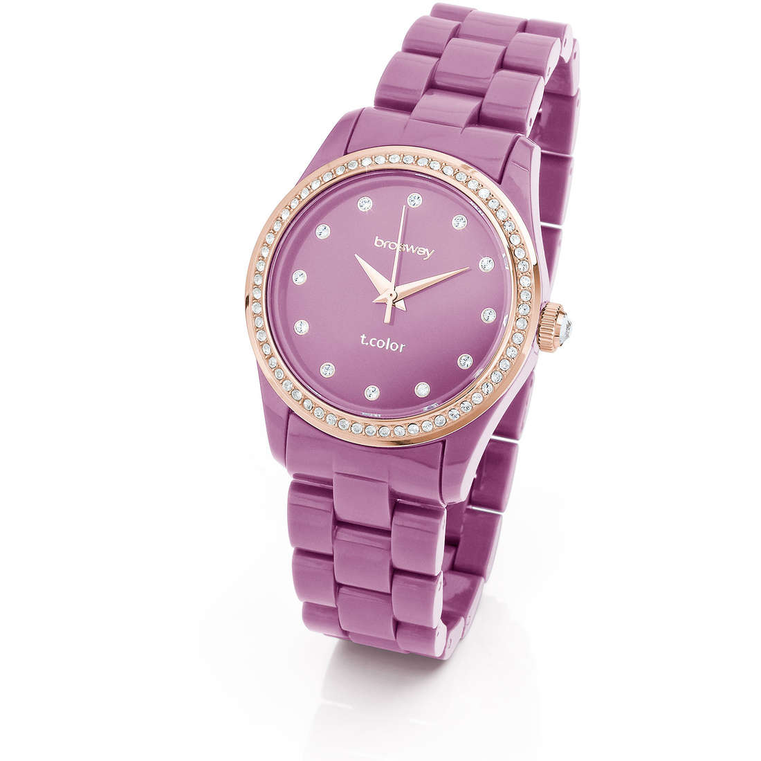 watch only time woman Brosway T-Color WTC41
