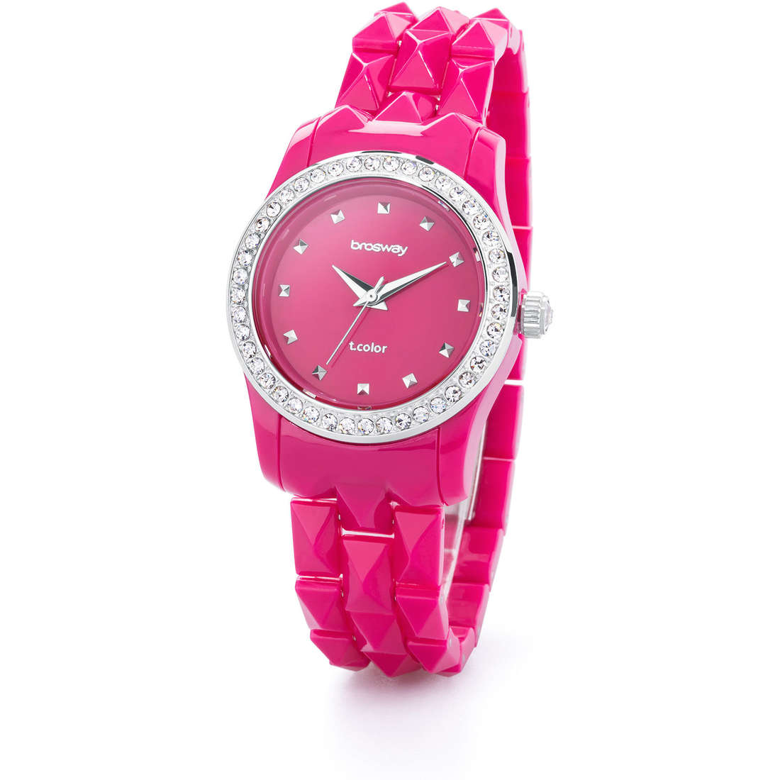 watch only time woman Brosway T-Color WTC52